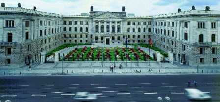 German Bundesrat Outside of Building Image Bundesrat.jpg